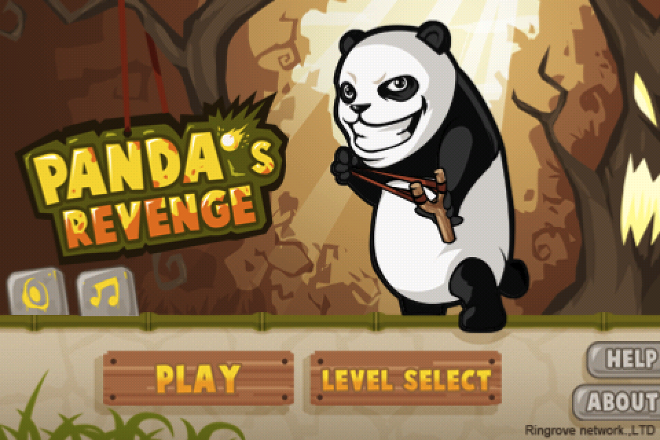 Screenshot Panda's Revenge